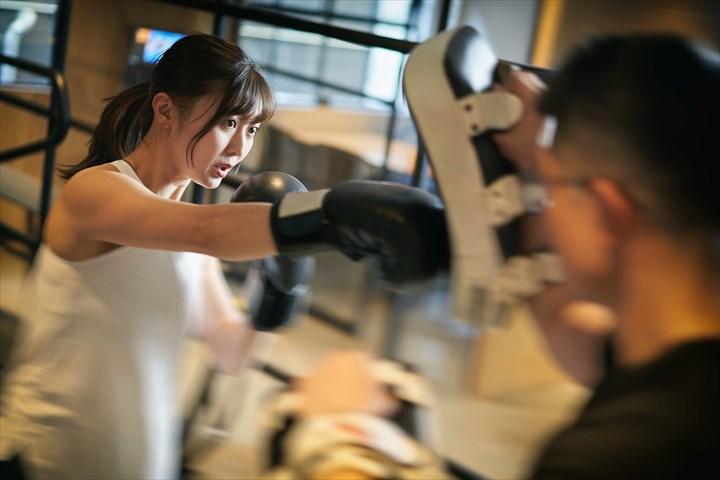 気軽にできて効果は絶大!ボクシングフィットネス