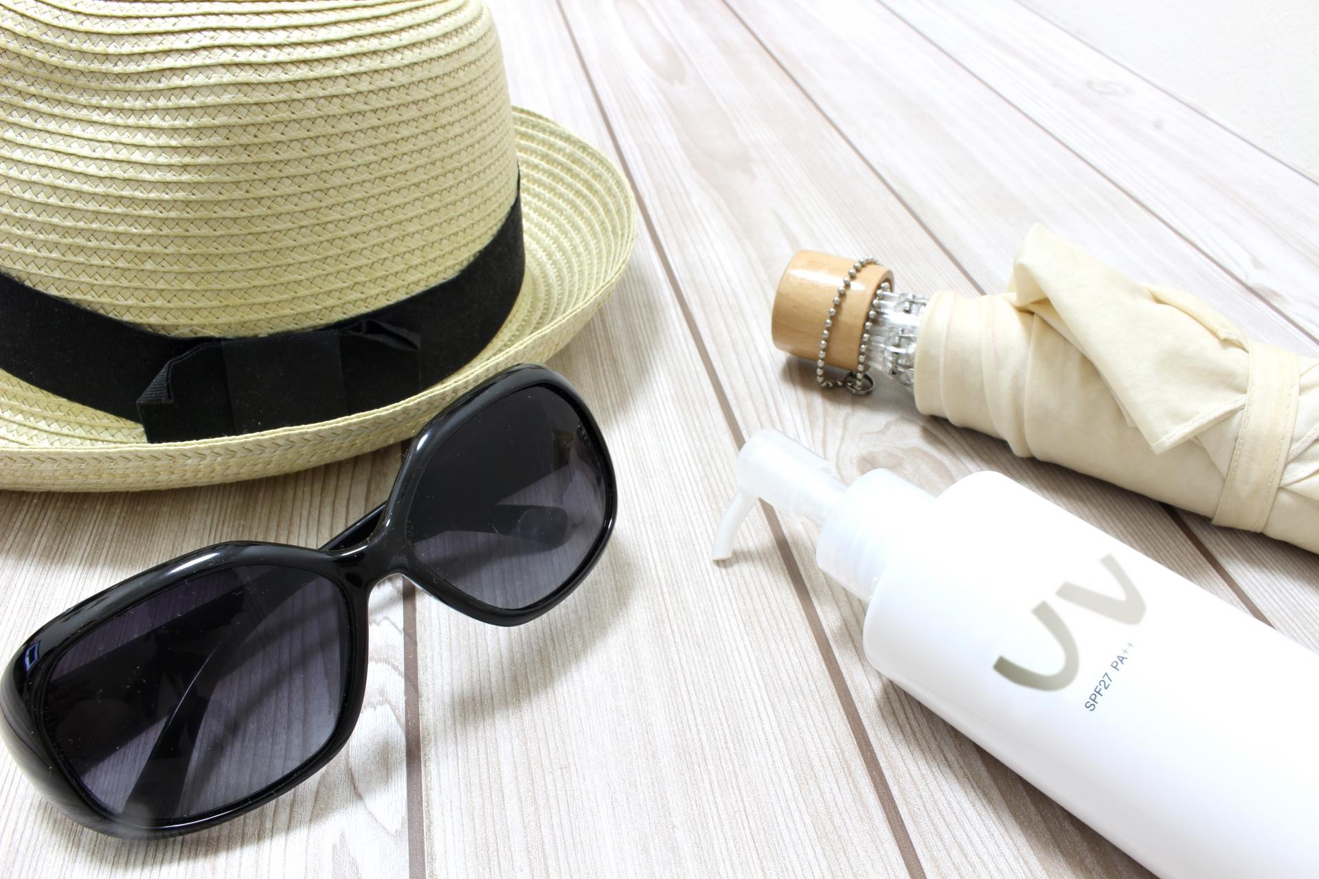 髪と紫外線の関係