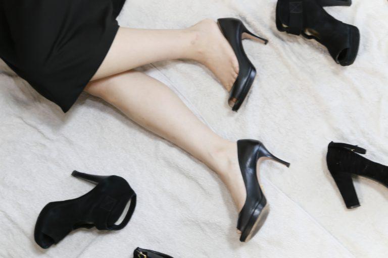 上質な靴選びとは