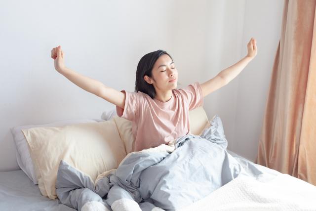 上質な睡眠には日中の生活習慣も大事!